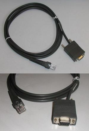 Kabel Zebra/Motorola RS232 universální kabel pro čtečky čárového kódu, CBA-R01-S07PAR