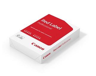 """Xerografický papír """"Red Label"""", A4, 80g, CANON, bal. 500 ks"""