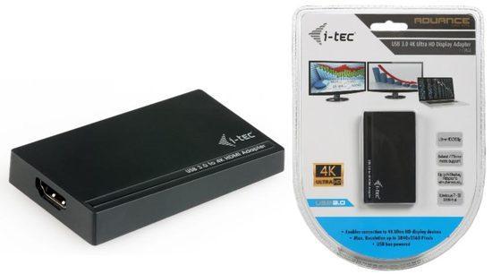 iTec U3HDMI4K, U3HDMI4K