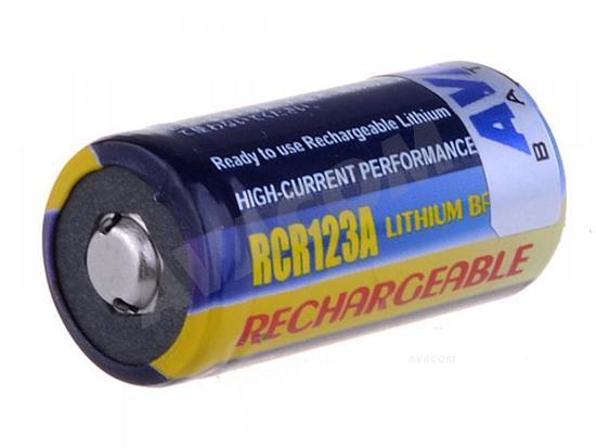 AVACOM DICR-R123-152 500 mAh baterie - neoriginální