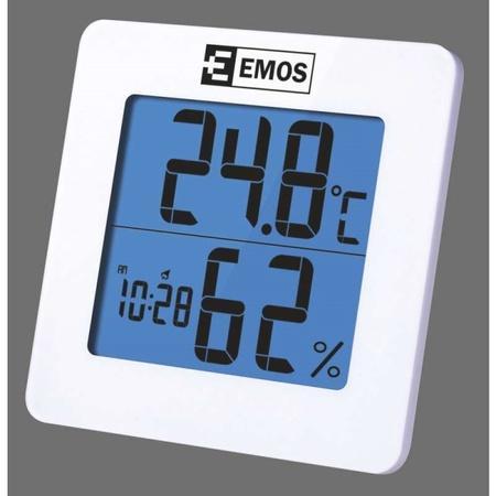Teploměr digitální s vlhkoměrem EMOS E0114