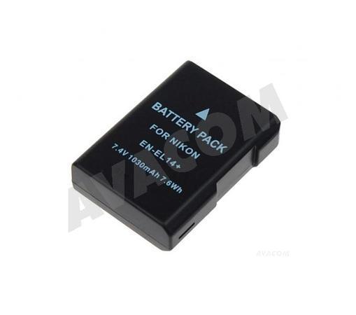 AVACOM EN-EL14/EN-EL14e 950 mAh baterie - neoriginální
