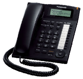 PANASONIC KX TS880FXB TELEFON, TFFSPATS880FXB