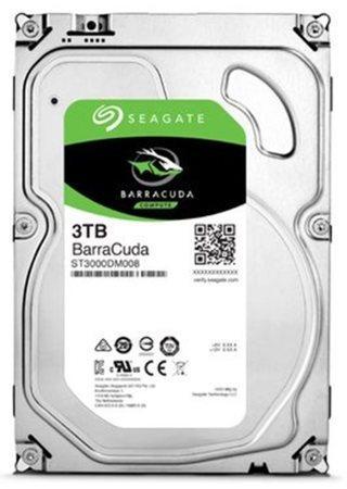"Seagate BarraCuda 3TB, 3,5"", SATAIII, 5400rpm, ST3000DM007, ST3000DM007"