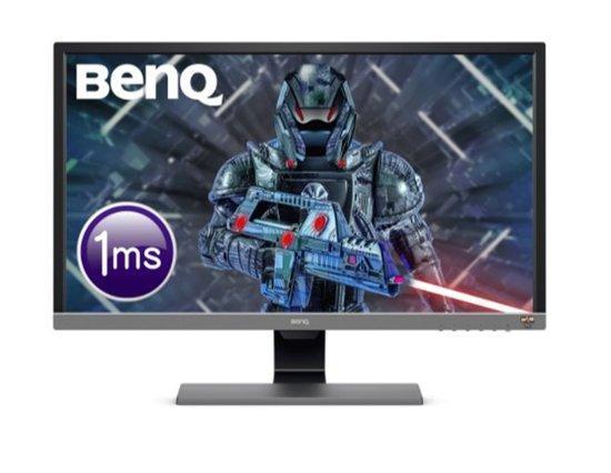 BenQ LCD EL2870U 27,9`` wide/TN LED/4K 3840x2160/1ms/HDMI/DP/2x2Wrepro/HDR/Flicker-free/Low Blue Light, 9H.LGTLB.QSE