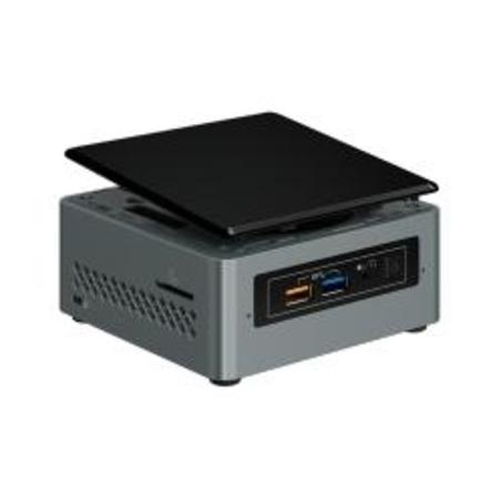 INTEL NUC 6CAYH, intel celeron J3455 (2.3GHz), výška 52mm, mini PC, BOXNUC6CAYH