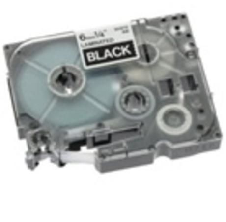 Brother - TZ-315 černá/bílá (6mm Laminované), TZE315