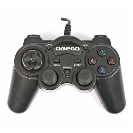 OMEGA GAMEPAD INTERCEPTOR PC USB BLISTER