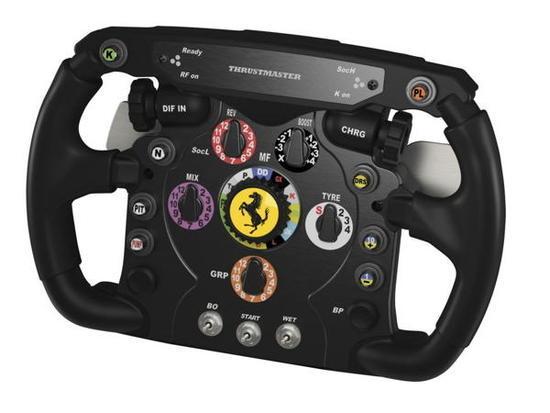 Thrustmaster Volant Ferrari F1 Add-On pro T300/T500/TX Ferrari 458 Italia