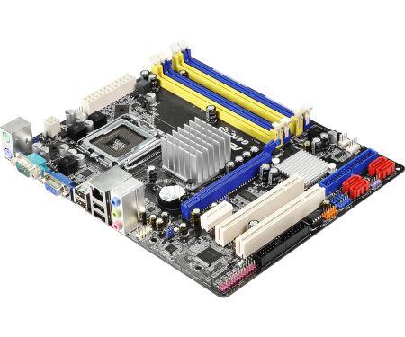 ASRock G41C-GS R2.0, s.775, IntelG41/IntelICH7,2xDDR3/DDR2,4xSATA2 3.0Gb/s, 8xUSB 2.0, (VGA), uATX,