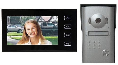 Sada domácího videotelefonu EMOS - H1014 Emos VIDEOTEL H1014