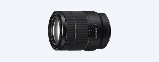 SONY objektiv SEL18135 E 18-135mm F3.5-5.6 OSS