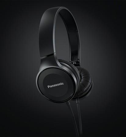 PANASONIC RP HF100E-K sluchátka