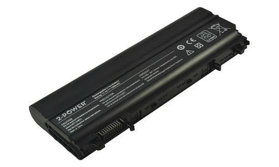 2-Power baterie pro DELL Latitude E5440, E5540 11,1 V, 7800mAh, CBI3426B