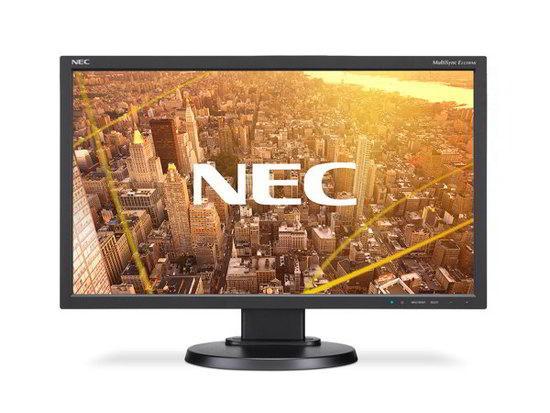 "NEC 23"" E233WMi 1920x1080, IPS, 250 cd/m2/mD-Sub, DP, DVI, černý, 60004376"