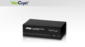 ATEN VS-132A 2-portový VGA rozbočovač 450 Mz