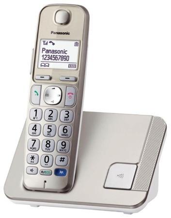 Panasonic KX-TGE210FXN (zlato-bílý)