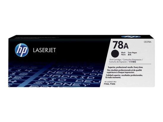 Toner HP CE278A černý (2100str./5%), CE278A