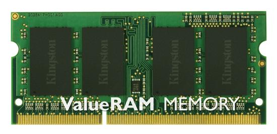 Kingston SODIMM DDR3 8GB 1600MHz CL11 KVR16S11/8, KVR16S11/8