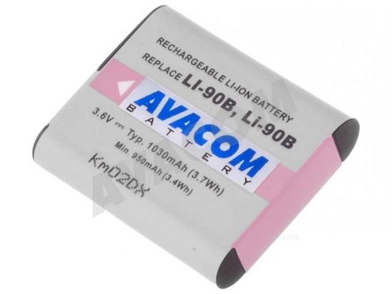 AVACOM DIOL-LI90-836N2 1030 mAh baterie - neoriginální