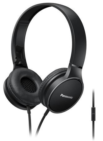 PANASONIC RP HF300ME-K SLUCHÁTKA