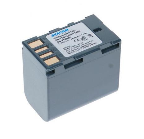 Náhradní baterie AVACOM JVC BN-VF808, VF815, VF823 Li-ion 7.2V 2400mAh 17.3Wh