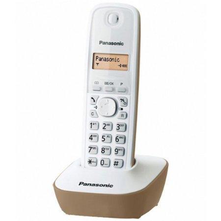 Panasonic KX-TG1611FXJ,DECT, bezdrát. telefon, KX-TG1611FXJ