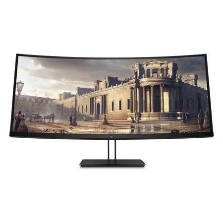 HP Z38c Display 37,5`` IPS UHD (3840x1600)/300cd/5ms/1000:1/HDMI,DP,USB-C,USB/ 3/3/3, Z4W65A4#ABB