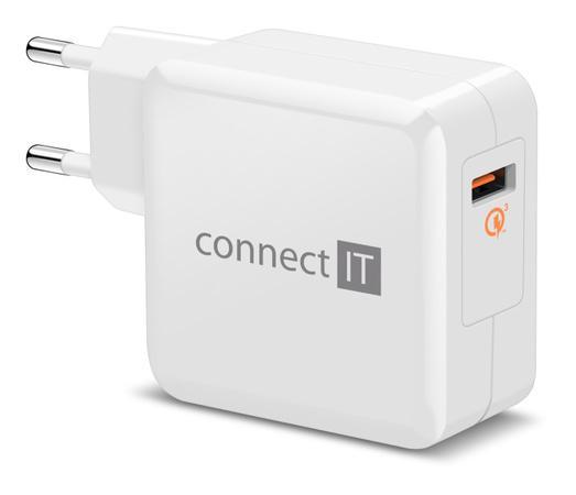 Nabíječka Connect IT CWC-2010 - neoriginální, CWC-2010-WH