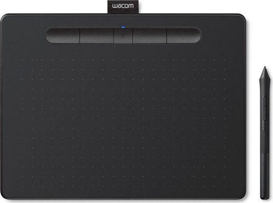 Tablet Wacom Intuos M Bluetooth - černý, CTL-6100WLK
