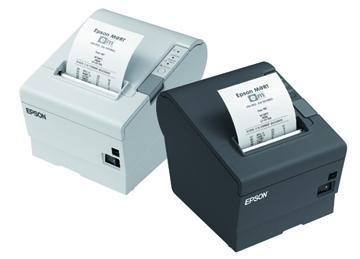 EPSON TM-T88V-012 bílá, USB, COM včetně zdroje, C31CA85012