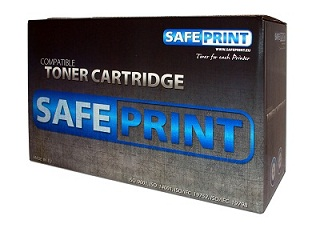 SAFEPRINT toner OKI 43459324 | Black | 2500str