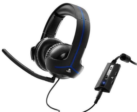 Thrustmaster Herní sluchátka s mikrofonem Y300P pro PS4 a PS3