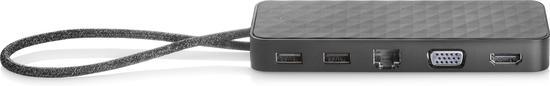 HP USB Travel Dock 1PM64AA, 1PM64AA#AC3