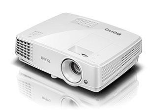 Projektor BenQ MS527 DLP, SVGA, 3D, 4:3,