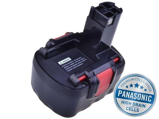 Baterie Avacom pro aku Bosch Ni-MH 12V 3000mAh - neoriginální