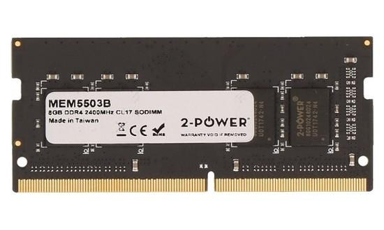 2-Power 8GB PC4-19200S 2400MHz DDR4 CL17 Non-ECC SoDIMM 2Rx8 (DOŽIVOTNÍ ZÁRUKA)