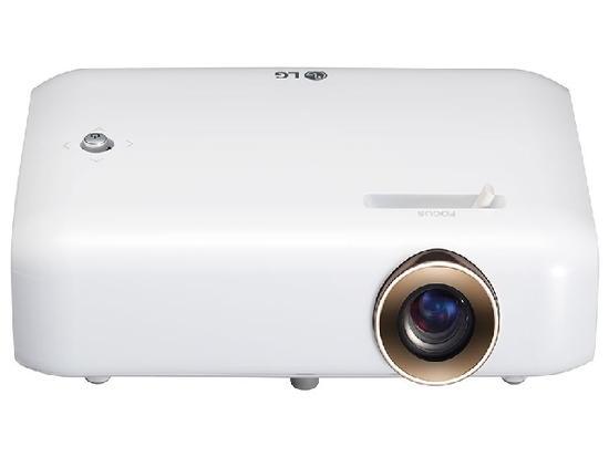 LG PH550G.AEU - LCD/1280x720 HD/550 ANSI/100 000:1/HDMI/2x1W repro