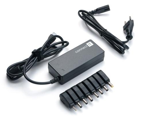 CONNECT IT Notebook Power Univerzální notebookový adaptér 48 W, CI-131