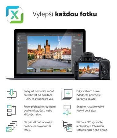 ZPS X na 1 rok pro 1 uživatele, ZPSX-SUB-00