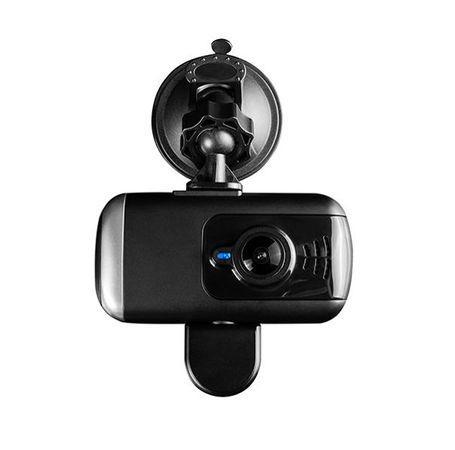 "Modecom MC-CC15 FHD duální kamera do auta, Full HD/HD 1080/720p, 12MPx, microSD/SDHC, 3.0""LCD, micro"