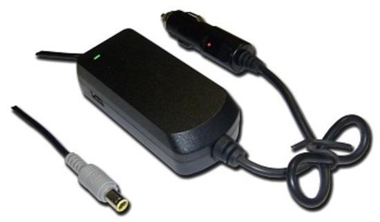 Autoadaptér pro IBM a LENOVO 90W, 20V, 5.5x7.9, USB, NTIB-9020-CUV 5.5x7.9