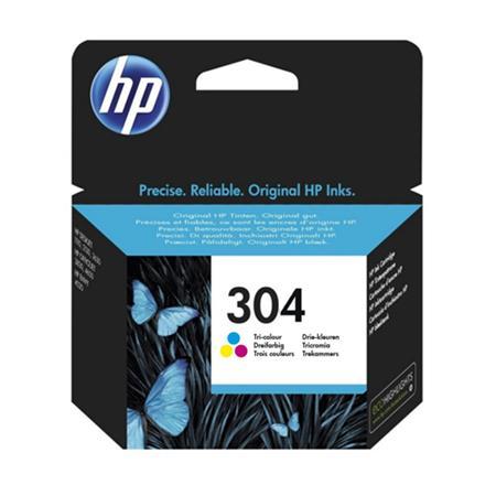 N9K05AE Inkoust pro DeskJet 3720, 3730 tiskárny, HP 304 barevná