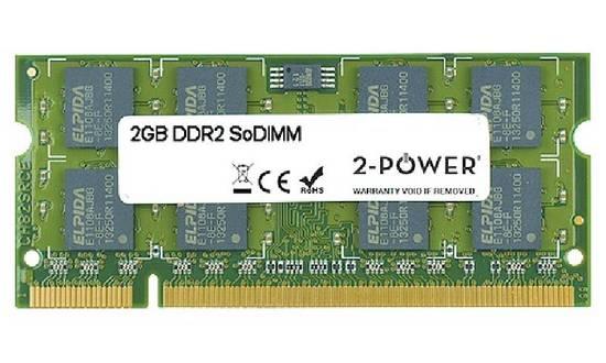 2-Power SODIMM DDR2 2GB MEM0702A, MEM0702A