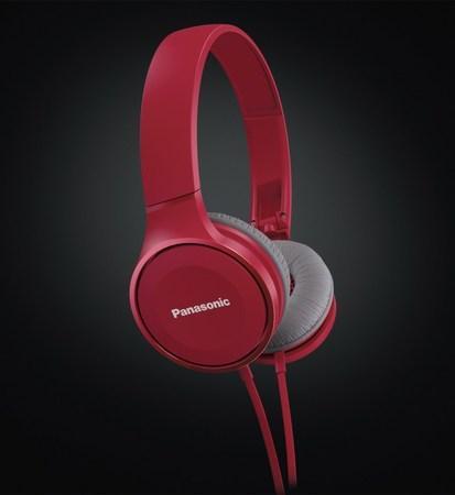 PANASONIC RP HF100E-P sluchátka