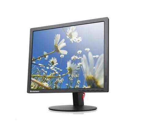 Lenovo LCD T1714p Wide 17´´ TN-WLED/5:4/1280x1024/1000:1/5ms/250dc-m2/VGA+DVI+DP/Pivot, 60FELAT1EU