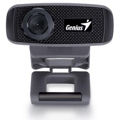 GENIUS FaceCam 1000X/ HD/ 720P/ USB2.0/ UVC/ mikrofon V2, 32200223101