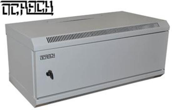 19` OCRACK OCC-9U-P-3 rozvaděč nástěnný 9U/300mm plechové dveře, 9312