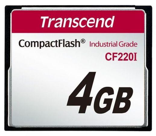 TRANSCEND 4GB TS4GCF220I