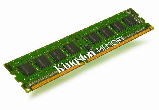 Kingston DDR3 16GB 1600MHz CL11 (2x8GB) KVR16N11K2/16